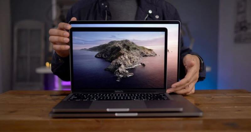 13 Inch Vs 15 Inch Macbook Pro - Layout