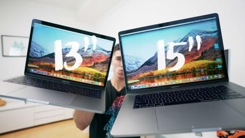 13 Inch Vs 15 Inch Macbook Pro - Where Is Your Choice