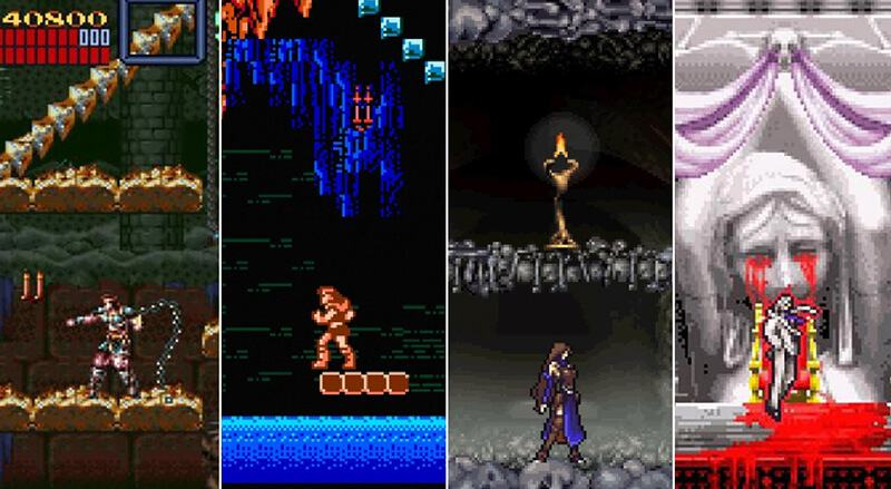 [2020 Updated] Top Best Castlevania Game