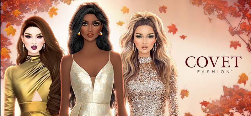 Dress Up Games Covet Fashion