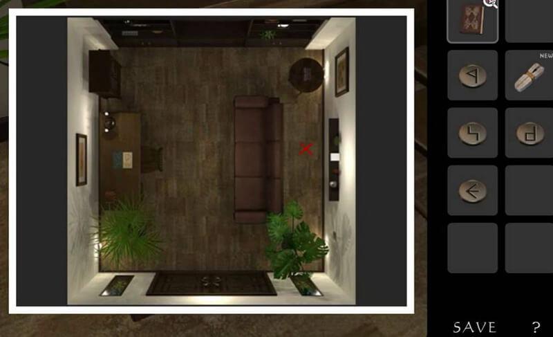 Room Escape Game ELEMENTS