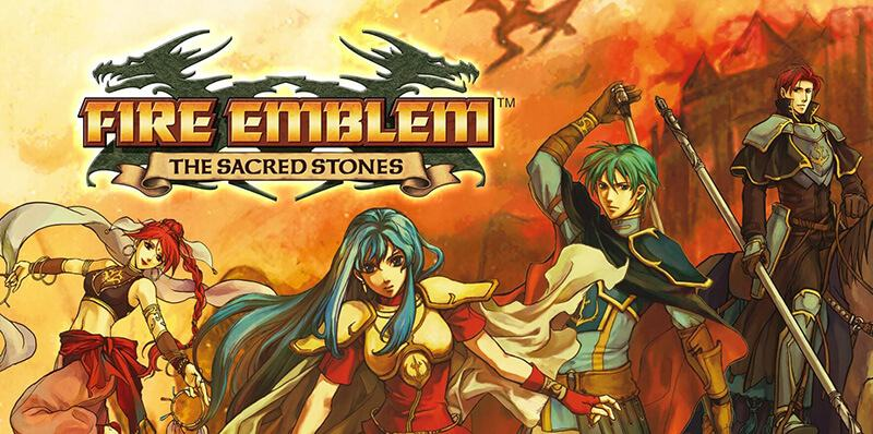 Fire Emblem The Sacred Stones
