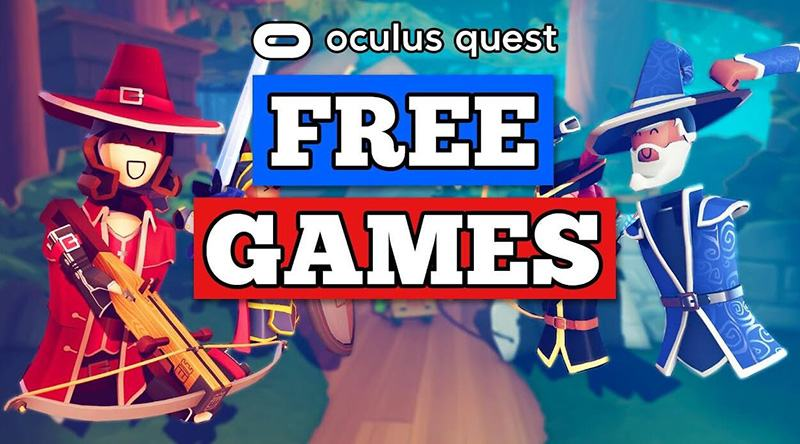 [2020 Updated] Top Best Free Oculus Quest Games