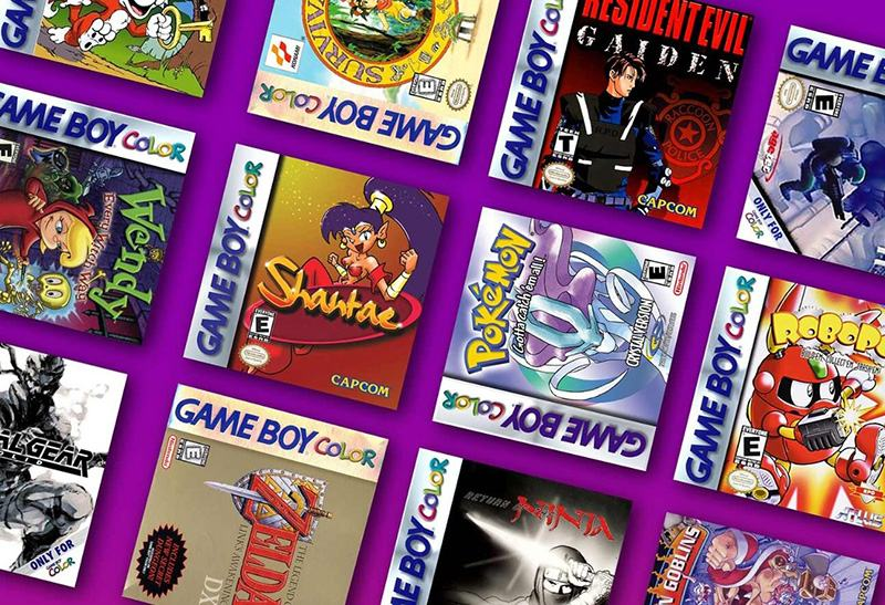 [2020 Updated] Top Best Gameboy Color Games