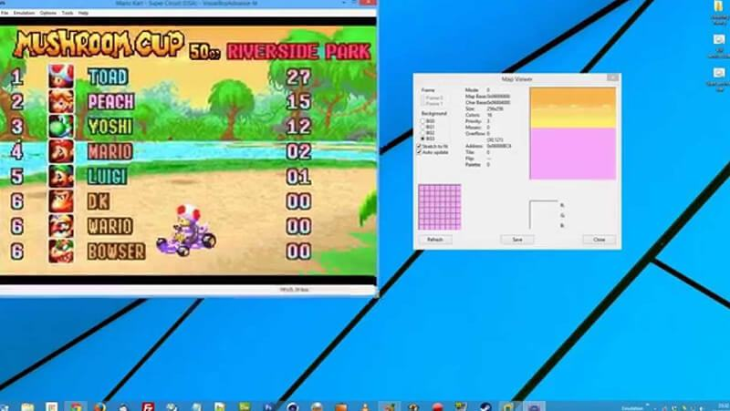 Gameboy Emulator Visual Boy Advance-M