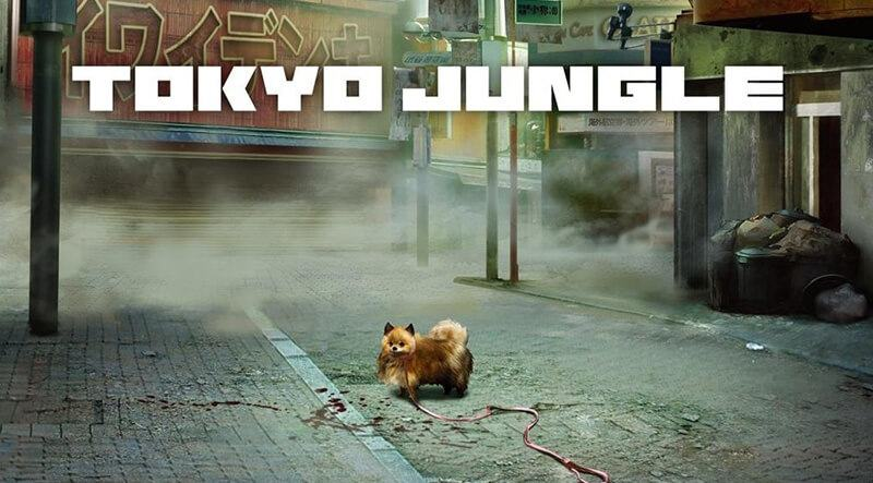 The Pomeranian Out Of Tokyo Jungle