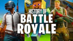 [2020 Updated] What Was The First Battle Royale Game