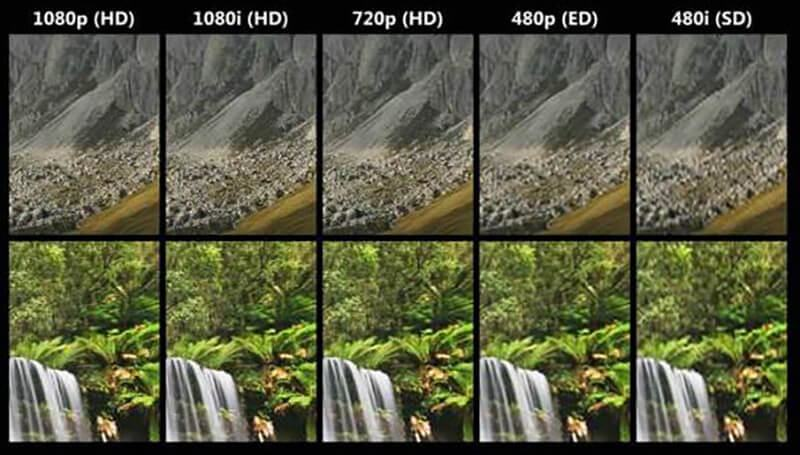 720p vs 1080p Projectors - Main Differences