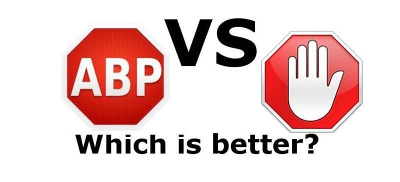 Adblock Vs Adblock Plus Comparison