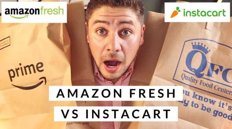 Amazon Fresh Vs Instacart