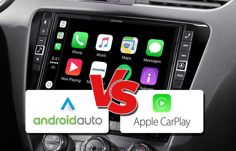 Android Auto Vs Apple Carplay Similarities