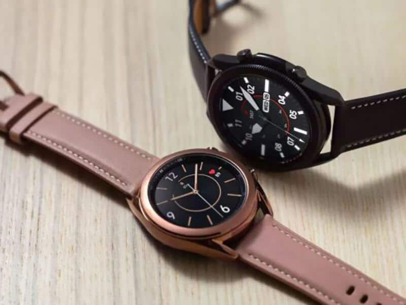 Apple Watch 5 Vs Samsung Galaxy Watch 3 - Battery and performance