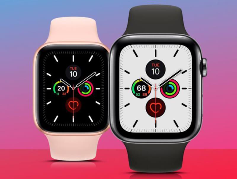 Apple Watch Series 4 Vs Apple Watch Series 5