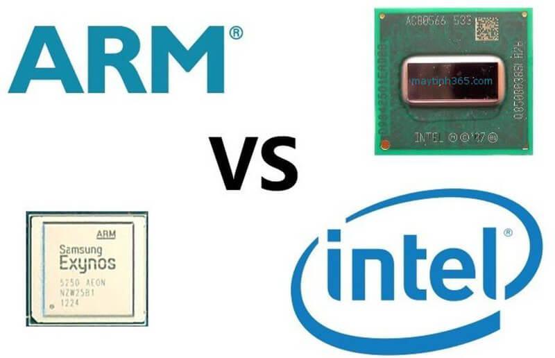 Arm VS x86 Intel Comparison