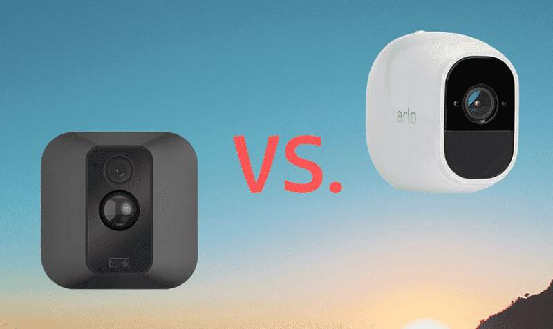 Assess Blink Vs Arlo Camera