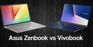 Asus Zenbook Vs Vivobook