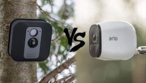 Blink Vs Arlo