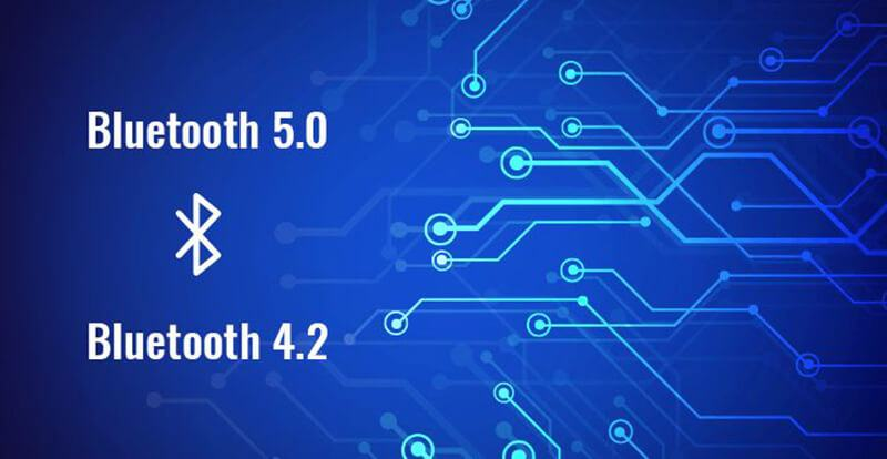 Bluetooth 5 Vs Bluetooth 4.2