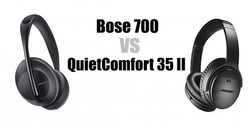 Bose 700 Vs Bose QuietComfort 35 II