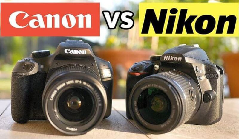 Canon Vs Nikon - Which Brand is Ideal for You