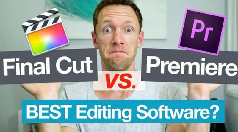Final Cut Pro Vs Adobe Premiere - Editing Experience