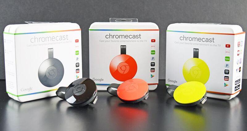Google Chromecast Overview