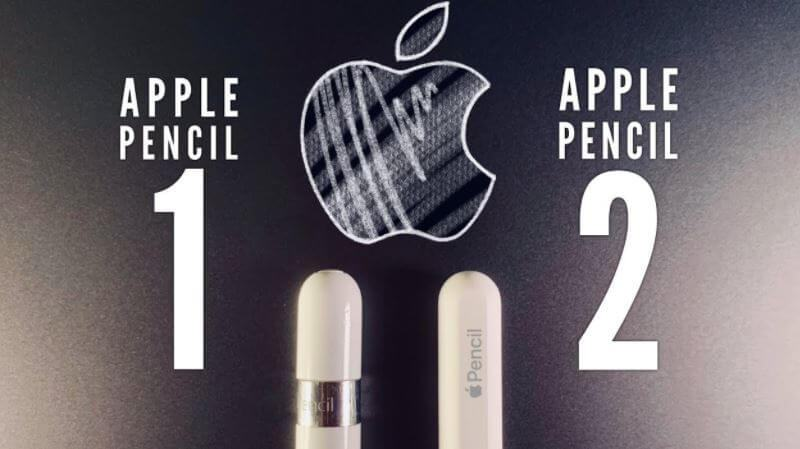 How Are Apple Pencil 1 Vs Apple Pencil 2 Different