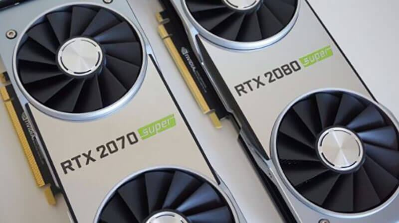 NVIDIA GeForce RTX 2070 Super Vs 2080 Super