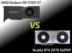 RTX 2070 Super vs RX 5700 XT - Top Full Guide 2020