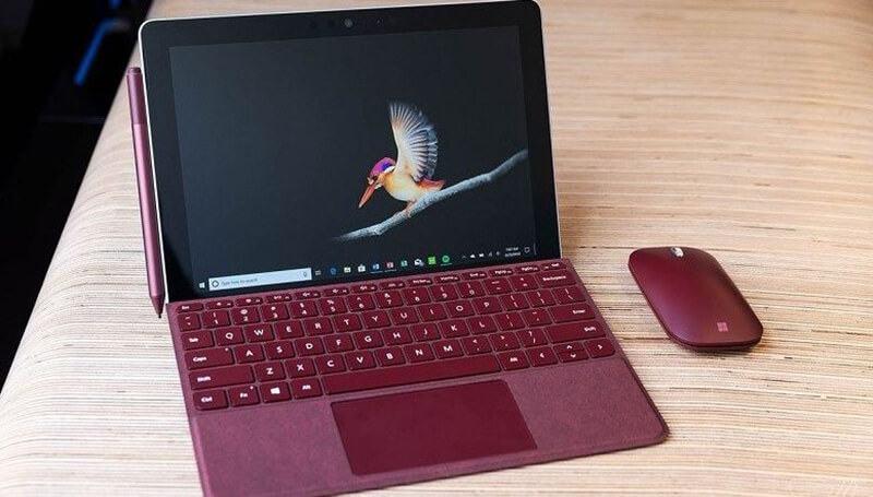 Surface Go Vs Chromebooks Hardware