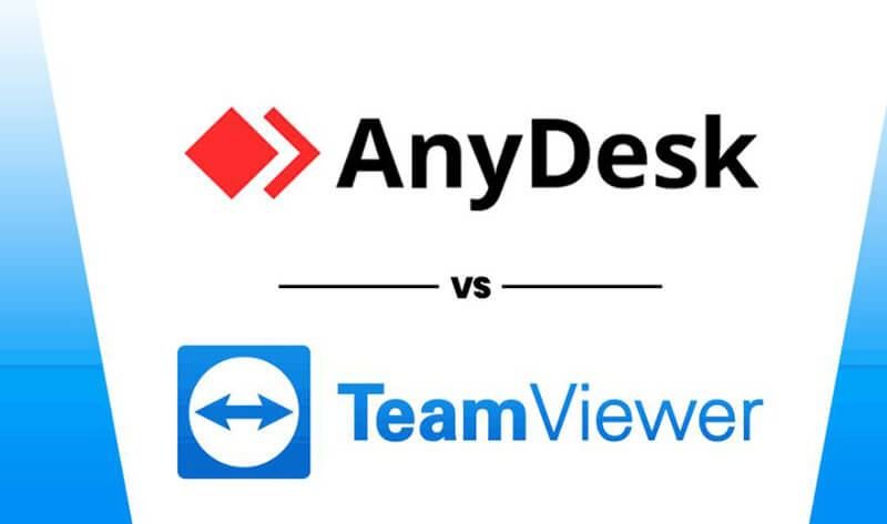 TeamViewer Vs AnyDesk Comparison