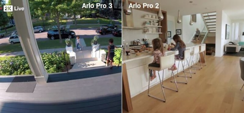 The Differences between Arlo Pro 2 Vs Arlo Pro 3