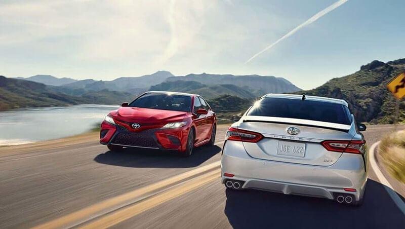 Toyota Camry vs. Toyota Corolla Mechanicals