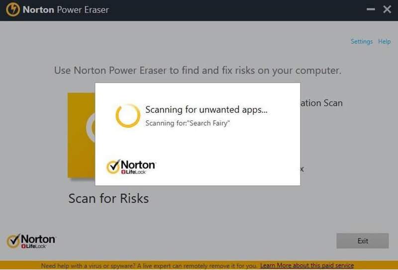 User Interface and Impact on the System - Norton