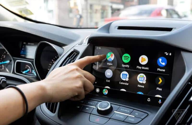 What Android Auto Does