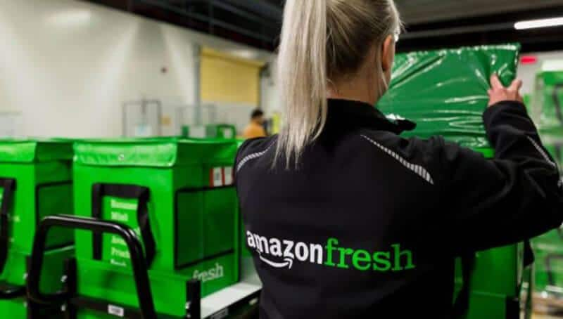 What's Amazon Fresh
