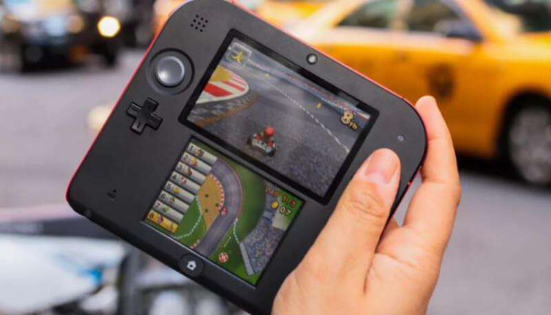 What's Nintendo 2DS