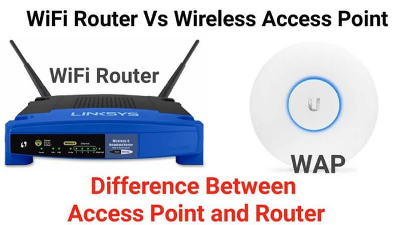 Wireless Access Point or Router, What Are the Differences