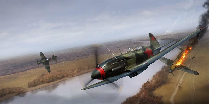 IL-2 Sturmovik Great Battles