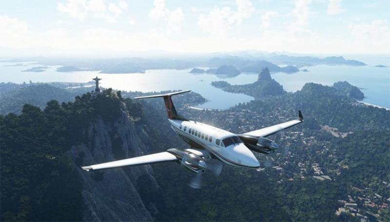 Microsoft Flight Simulator 2021