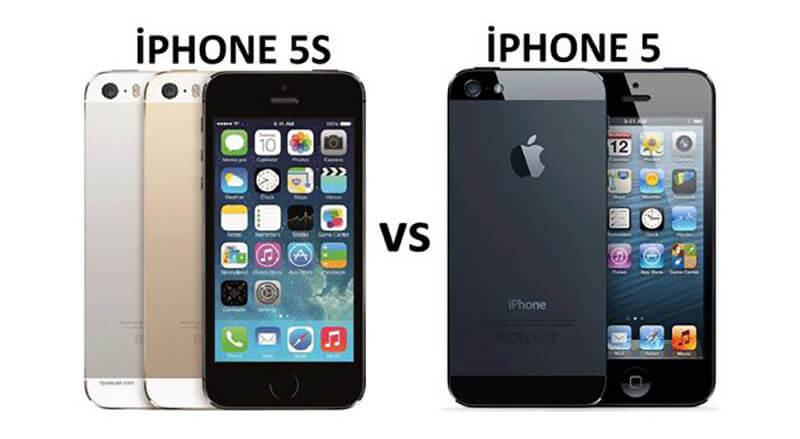 iPhone 5S Vs iPhone 5 Overview