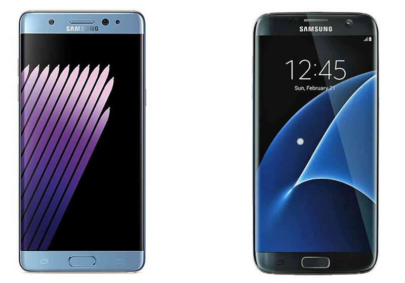 Samsung Note 7 vs S7 Edge: Is scribbling worth the extra scrilla? 1