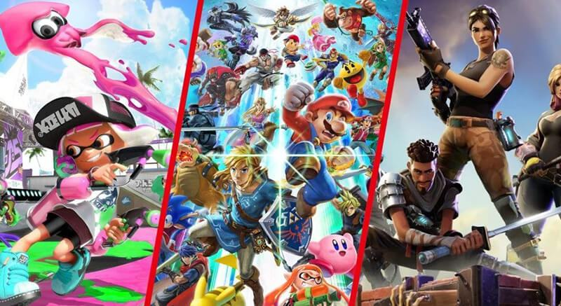[2020 Updated] Top Best Multiplayer Switch Games