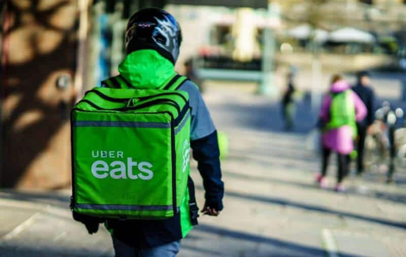 About Uber Eats