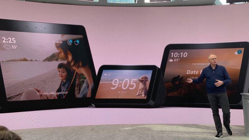 Amazon Echo Show 5 Vs Echo Show 8 Comparison
