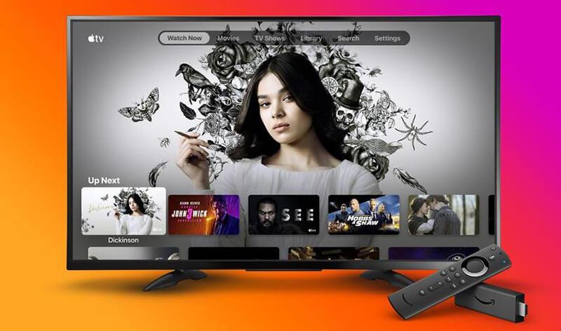 Amazon Fire TV Cube vs Apple TV 4K Comparison