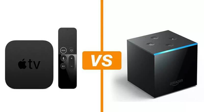 Amazon Fire TV Cube vs Apple TV 4K - Which Should I Buy