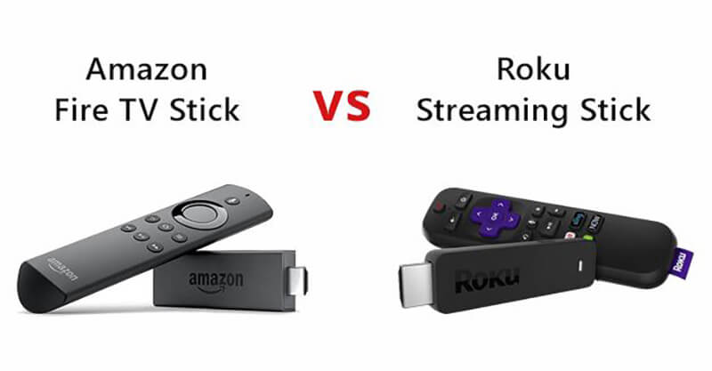 Amazon Fire TV Stick vs Roku Streaming Stick - Which Is Right for You
