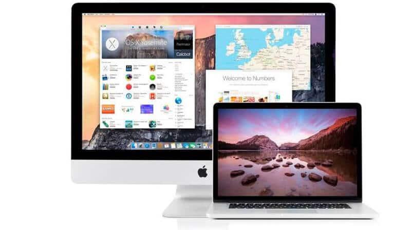 Apple MacBook vs Apple iMac