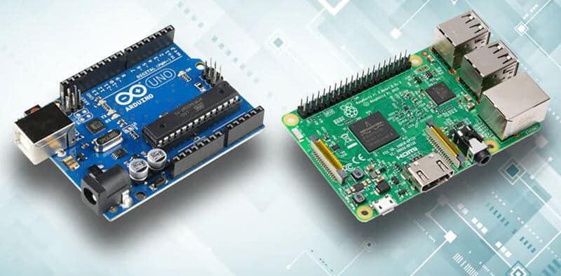 Arduino vs Raspberry Pi Comparison